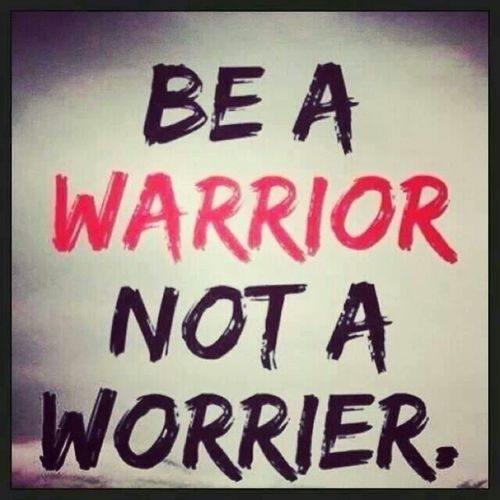 Warrior :worrier