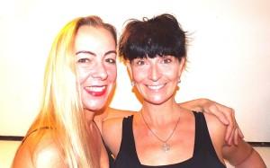 Yvonne Y Claudia