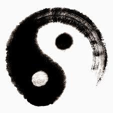 Draw yin:yang