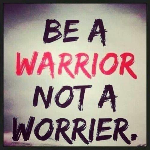 Warrior :worrier