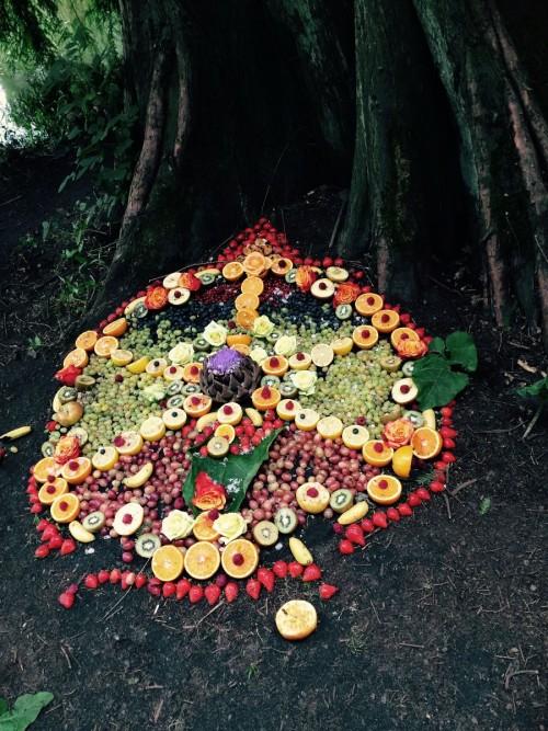Mandala fruit full size